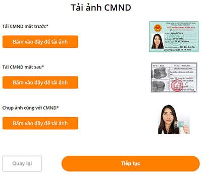 Hướng dẫn vay tiền MoneyCat đơn giản nhất