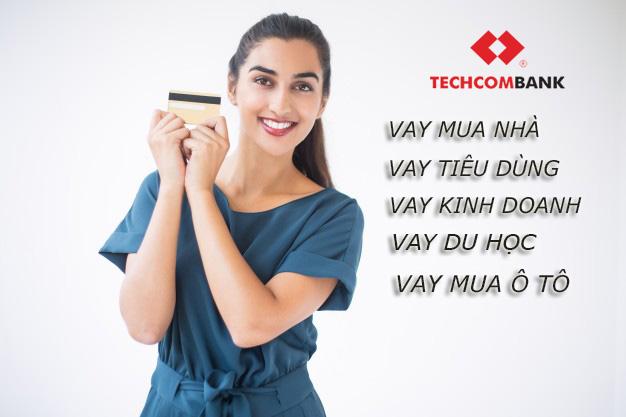 Hướng dẫn vay tiền Techcombank dễ dàng