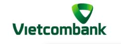Hướng dẫn vay tiền Vietcombank online