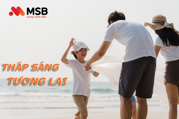 Hướng dẫn vay tiền MSB dễ nhất