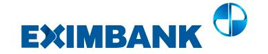 Hướng dẫn vay tiền EximBank có ngay